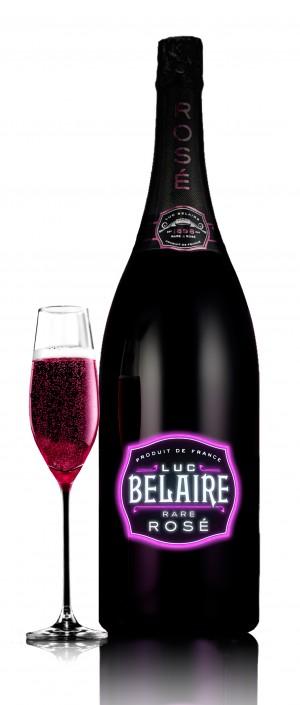 Luc Belaire Rosé Fantôme Jeroboam 3,0L (12,5% Vol.)