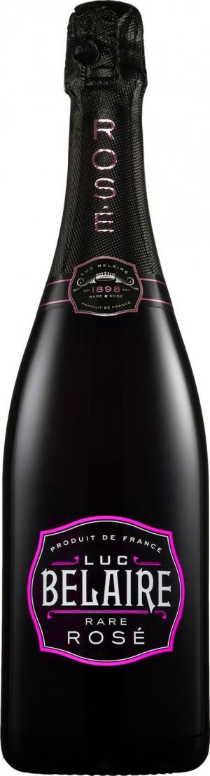 Luc Belaire Rosé Fantôme 0,75L (12,5% Vol.)