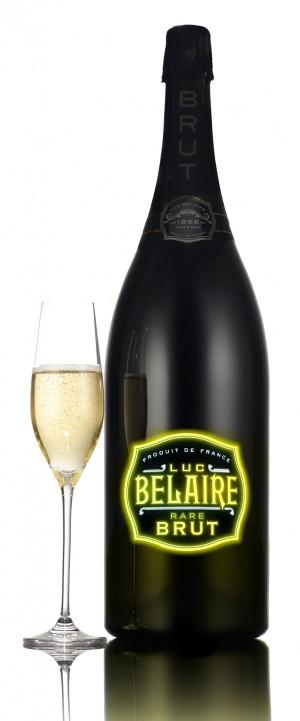Luc Belaire Brut Fantôme 3,0L Jeroboam (12,5% Vol.)