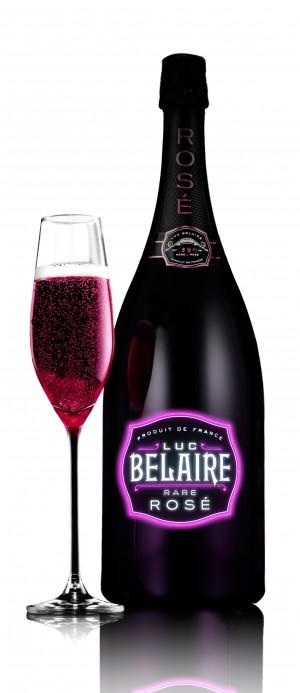 Luc Belaire Rose Fantôme 1,5L (12,5% Vol.)